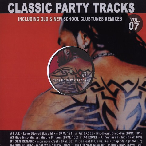 Classic Party Tracks - Volume 7