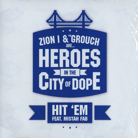 Zion I & The Grouch - Hit 'em feat. Mistah FAB