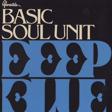 Basic Soul Unit - Deep blue