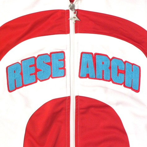 LRG - Rally round the home team track jacket