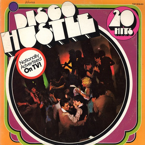 Disco Hustle - 20 hits