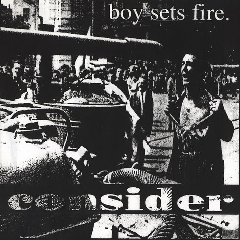 Boysetsfire - Consider the numbers