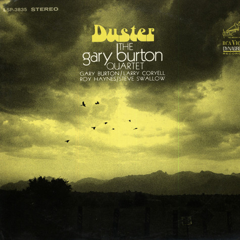 Gary Burton Quartet, The - Duster