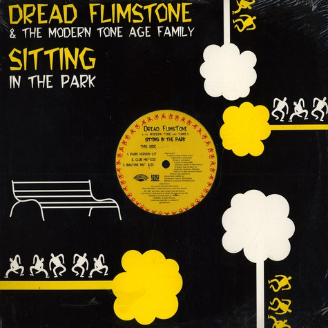 Dread Flimstone & The Modern Tone Age Family - Sitting in the park