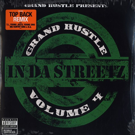 Grand Hustle presents - In da streetz volume 4