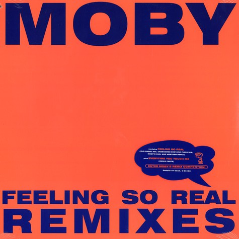 Moby - Feeling so real remixes