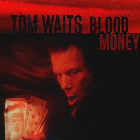 Tom Waits Blood Money Vinyl Lp 2002 Us Original