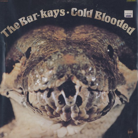 Bar-Kays - Cold blooded