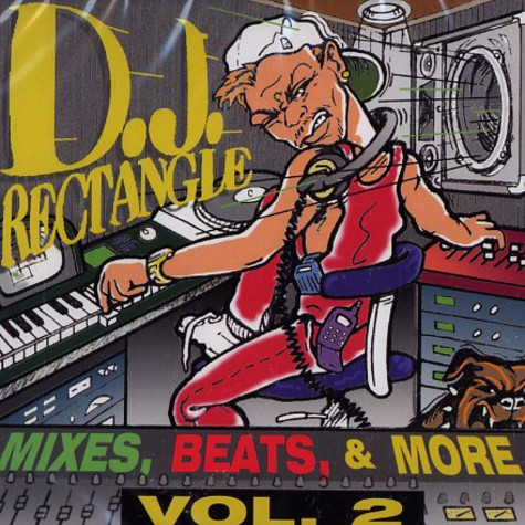 DJ Rectangle - Mixes, beats & more volume 2
