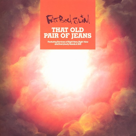 Fatboy Slim - That old pair of jeans feat. Lateef The Truthspeaker