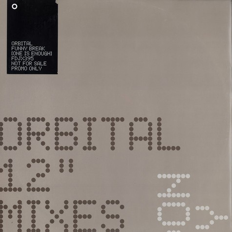 Orbital - Funny break (one is enough)