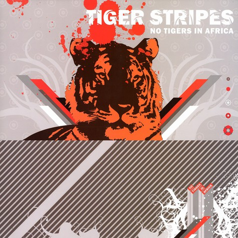 Tiger Strpies - No tigers in africa