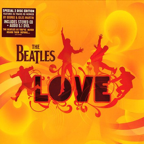 Beatles, The - Love deluxe edition