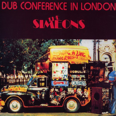 Simeons, The - Dub conference in London