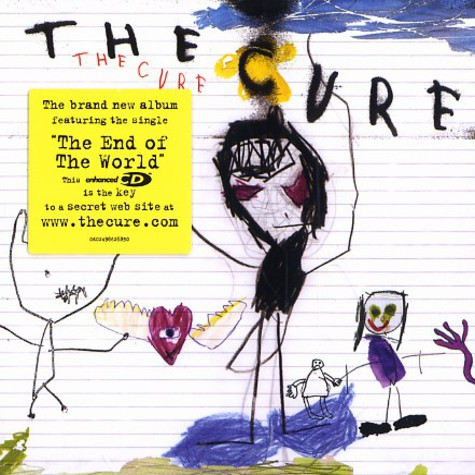Cure, The - The cure