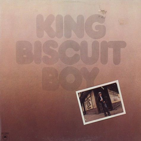 King Biscuit Boy - King Biscuit Boy