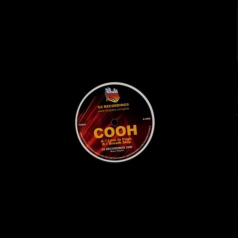 Cooh - Love in a cage