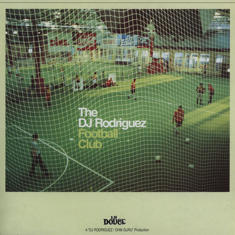 DJ Rodriguez - Football club