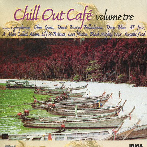 Chill Out Cafe - Volume 3