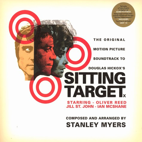 Stanley Myers - OST Sitting target