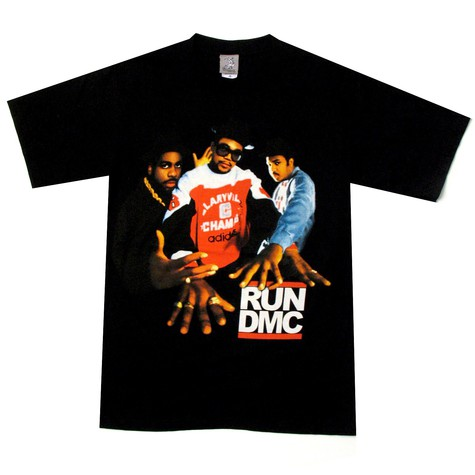 Run Dmc - Group photo T-Shirt