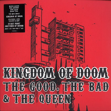 Good, The Bad & The Queen, The - Kingdom Of Doom Part 2 of 2