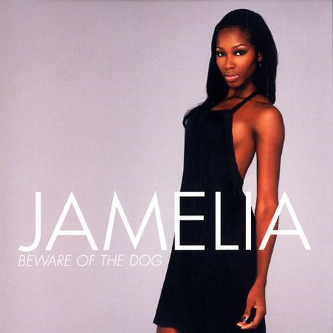 Jamelia - Beware of the dog DVD single