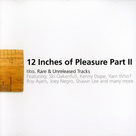 BBE Records - 12 inches of pleasure part 2