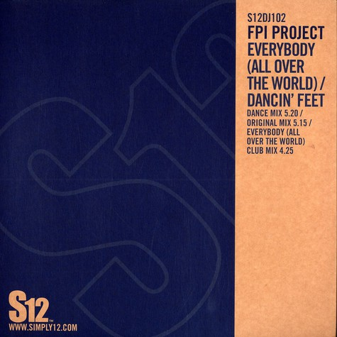 FPI Project - Everybody (all over the world)