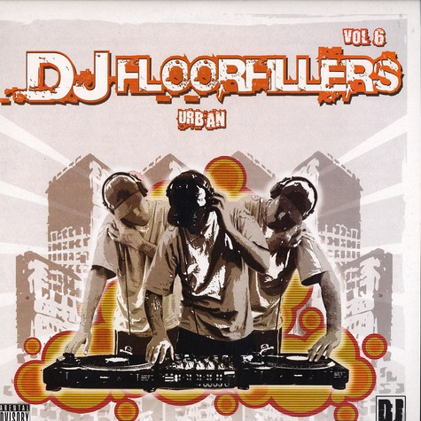 DJ Floorfillers - Volume 6 - urban