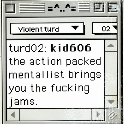 Kid 606 - The action packed mentallist brings you the fucking jams