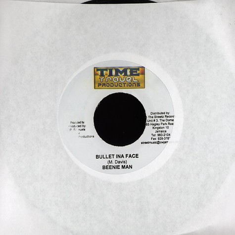 Beenie Man / Sample 6 & Craig Dennis - Bullet ina face / dance