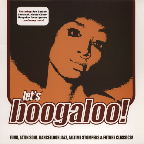 Let's Boogaloo - Volume 1