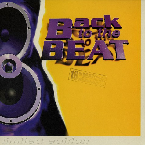 Back To The Beat - Volume 1