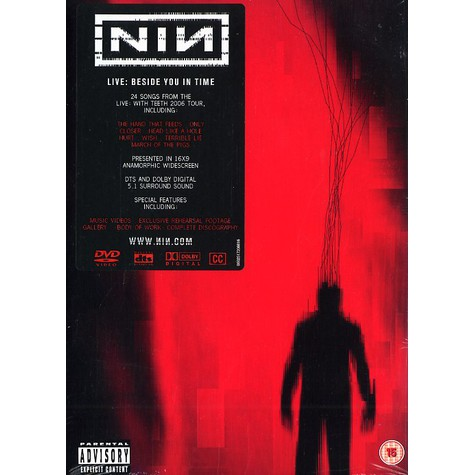 Nine Inch Nails - Live: besides you in time
