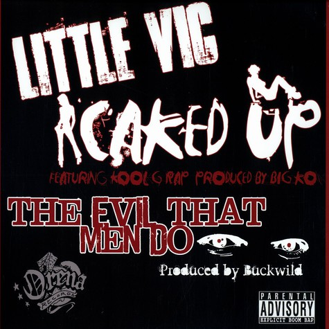 Little Vic - Caked up feat. Kool G Rap