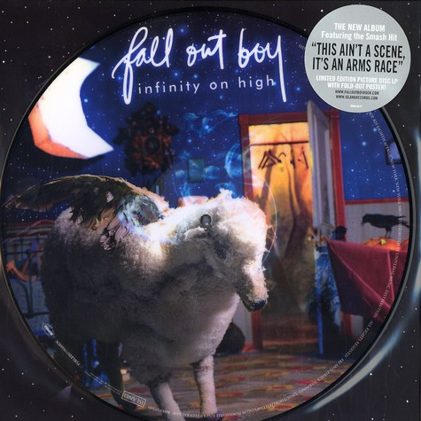 Fall Out Boy - Infinity on high - deluxe edition