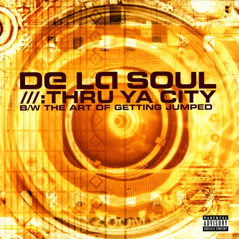 De La Soul - Thru ya city feat. DV Alias Khrist