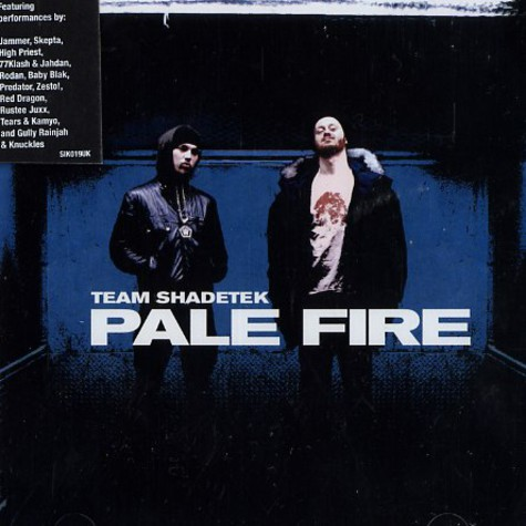 Team Shadetek - Pale fire