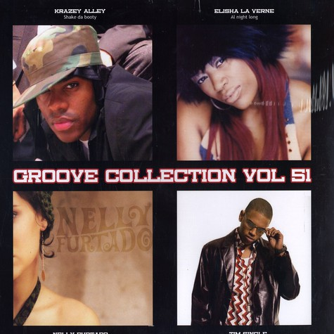 Groove Collection - Volume 51