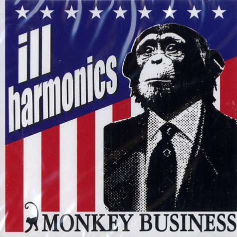 Ill Harmonics - Monkey business