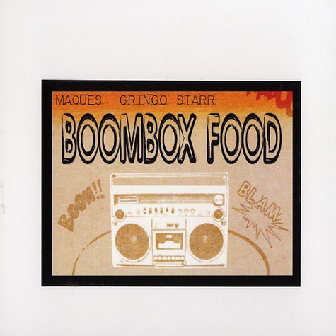 Maques & Gringo Starr - Boombox