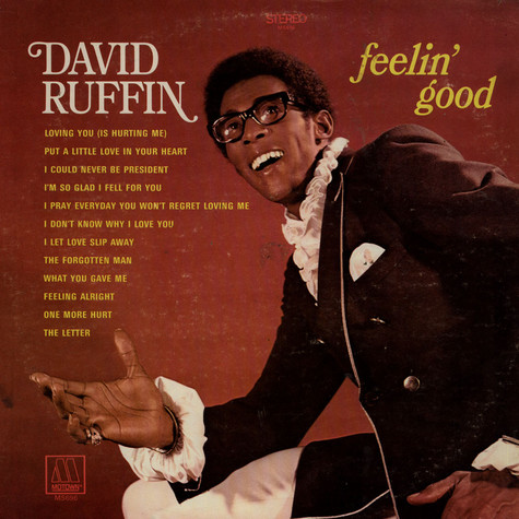 David Ruffin - Feelin Good