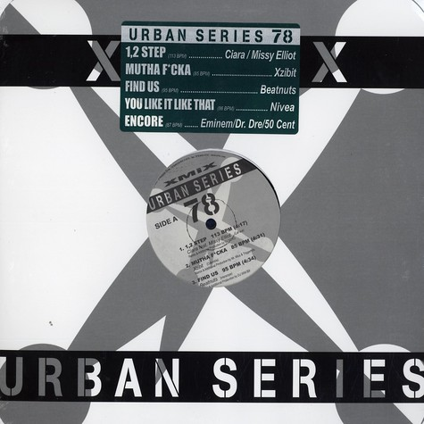 X-Mix - Urban series 78