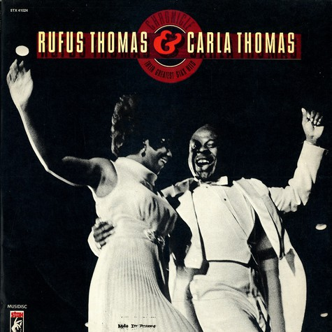 Rufus Thomas & Carla Thomas - Chronicle - their greatest Stax hits