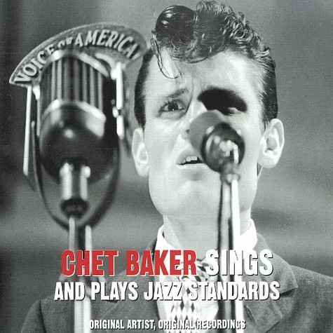 Chet Baker - Sings and plays jazz standards