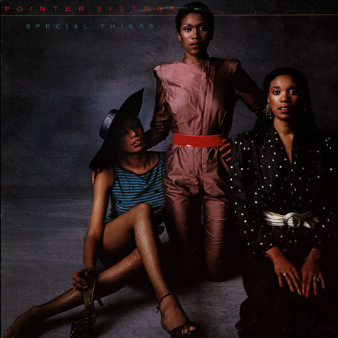 Pointer Sisters, The - Special Things