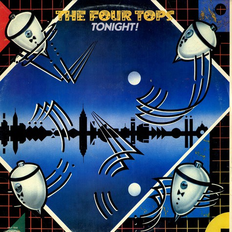Four Tops - Tonight