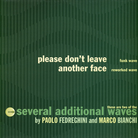 Paolo Fedreghini & Marco Bianchi - (These are two of the) several additional waves