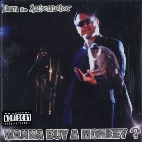 Dan The Automator - Wanna be a monkey?
